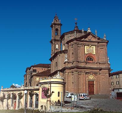 Chiesa della SS. Trinità